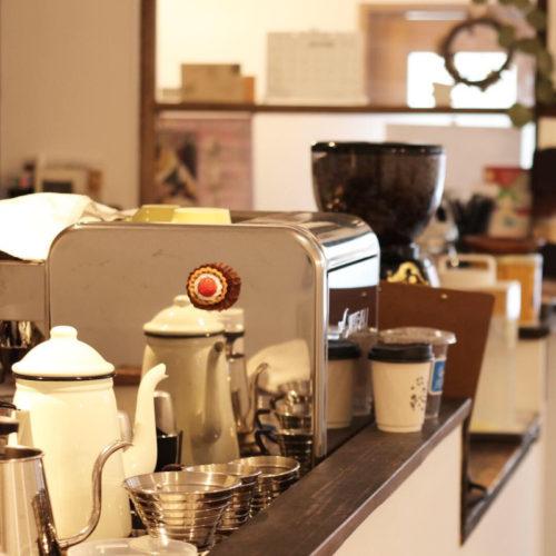 コーヒーと時間のお店 tarp